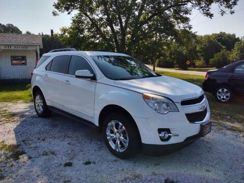 2013 Chevrolet Equinox for sale at Lanier Motor Company in Lexington NC