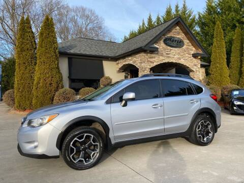 2013 Subaru XV Crosstrek for sale at Hoyle Auto Sales in Taylorsville NC