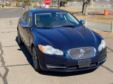 2011 Jaguar XF for sale at Choice Motor Car in Plainville CT