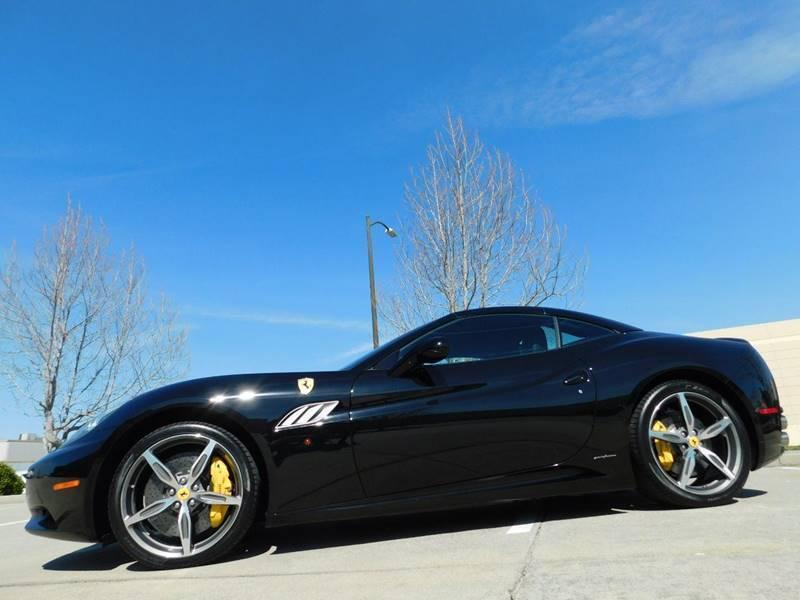 2014 Ferrari California for sale at Conti Auto Sales Inc in Burlingame CA