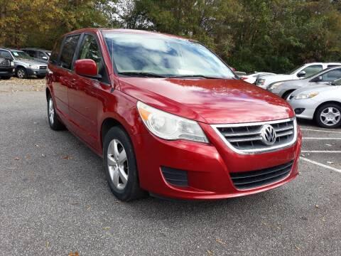 2010 Volkswagen Routan for sale at Select Luxury Motors in Cumming GA