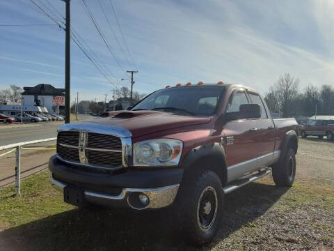 2007 Dodge Ram Pickup 2500 for sale at Bates Auto & Truck Center in Zanesville OH
