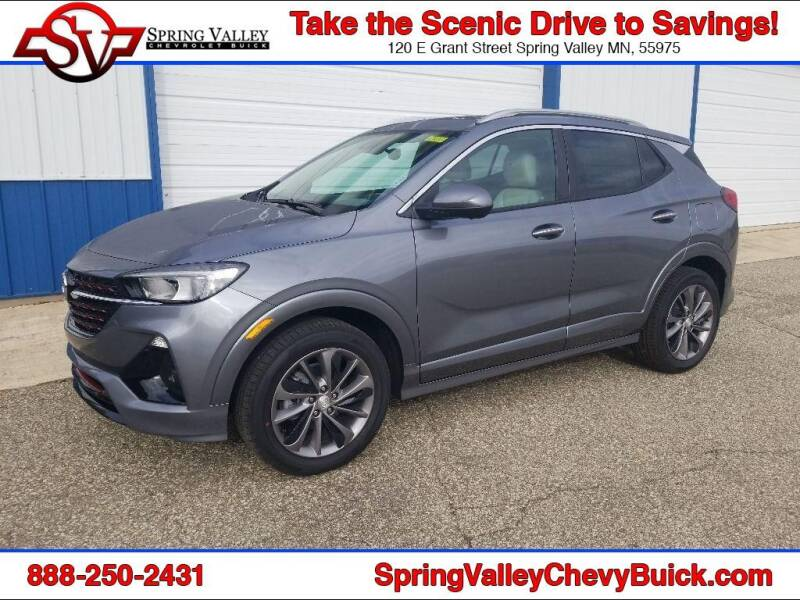 2021 Buick Encore GX for sale at Spring Valley Chevrolet Buick in Spring Valley MN