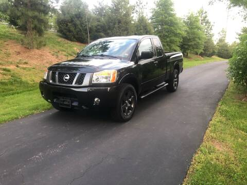 2012 Nissan Titan for sale at Economy Auto Sales in Dumfries VA