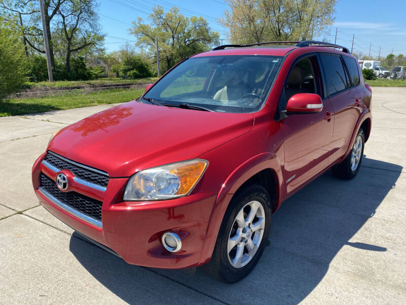 2010 Toyota RAV4 for sale at Mr. Auto in Hamilton OH