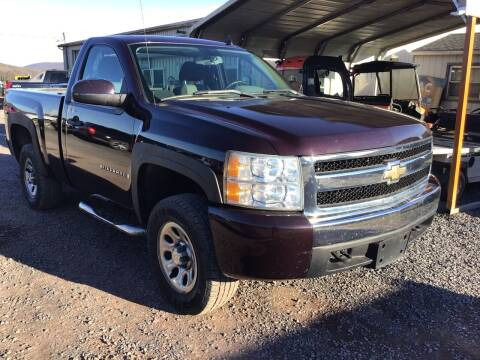 2008 Chevrolet Silverado 1500 for sale at Troys Auto Sales in Dornsife PA