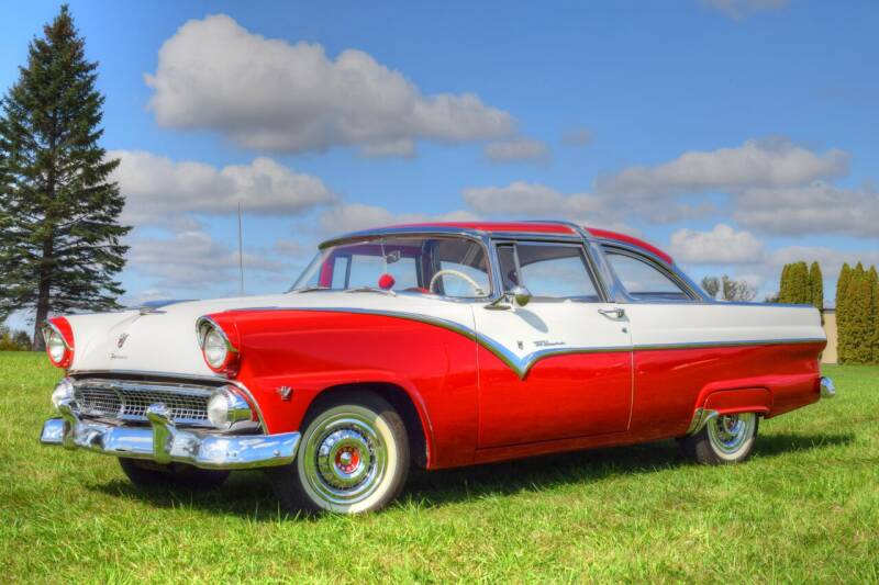 1955 Ford Crown Victoria for sale in Watertown, MN
