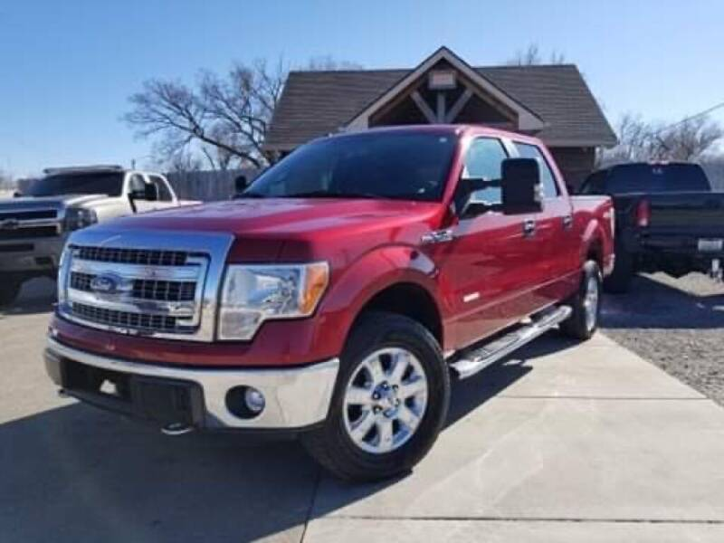 2013 Ford F-150 for sale at Farha Used Cars in Wichita KS