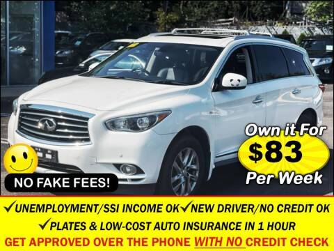 2014 Infiniti QX60 for sale at AUTOFYND in Elmont NY