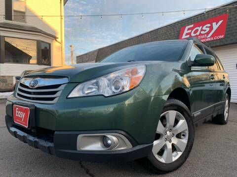 2011 Subaru Outback for sale at Easy Autoworks & Sales in Whitman MA