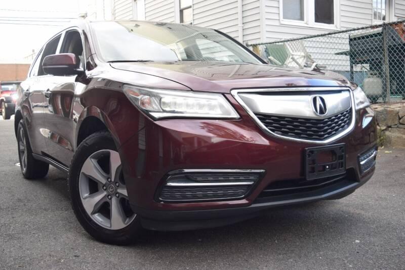 2014 Acura MDX for sale at VNC Inc in Paterson NJ