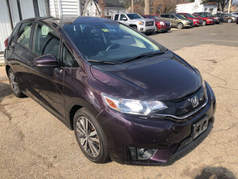 2016 Honda Fit for sale at Chris Auto Sales in Springfield MA