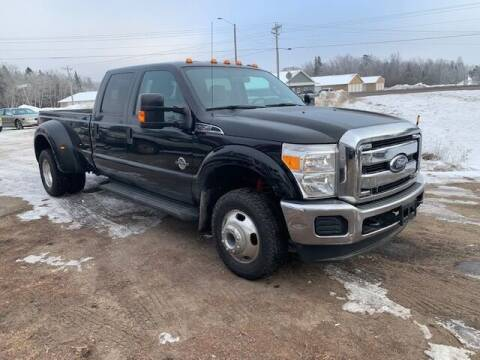 2011 Ford F-350 Super Duty for sale at Four Boys Motorsports in Wadena MN