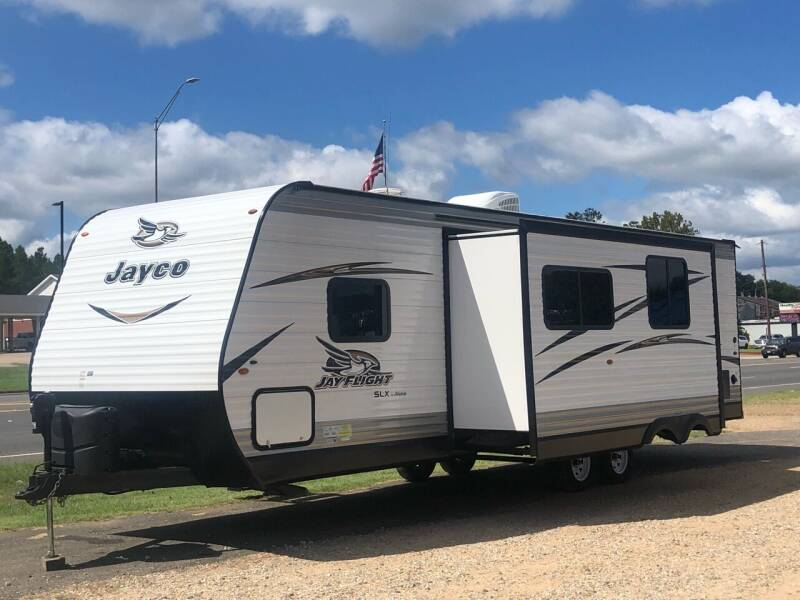 2018 2018 JAYCO JAYFLIGHT 287BHS for sale at S & R RV Sales & Rentals, LLC in Marshall TX