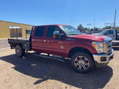 2015 Ford F-350 Super Duty for sale at Bulldog Motor Company in Borger TX