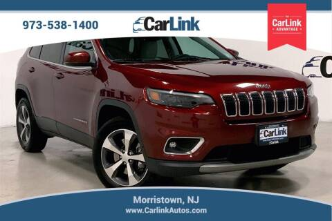 2019 Jeep Cherokee for sale at CarLink in Morristown NJ