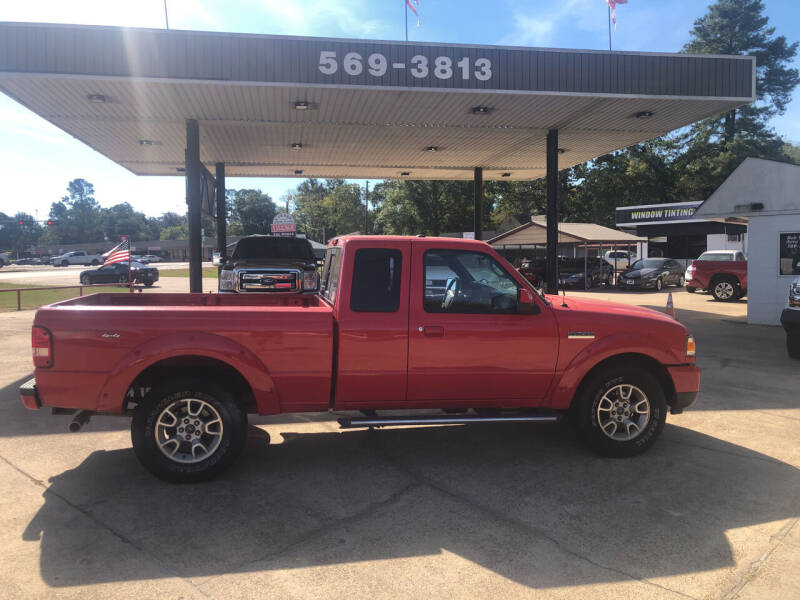 2011 Ford Ranger for sale at BOB SMITH AUTO SALES in Mineola TX