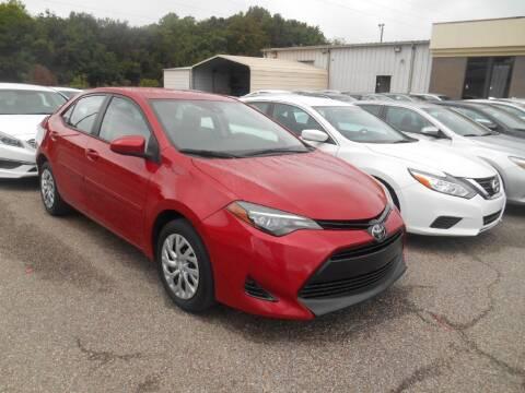 2018 Toyota Corolla for sale at AUTO MART in Montgomery AL
