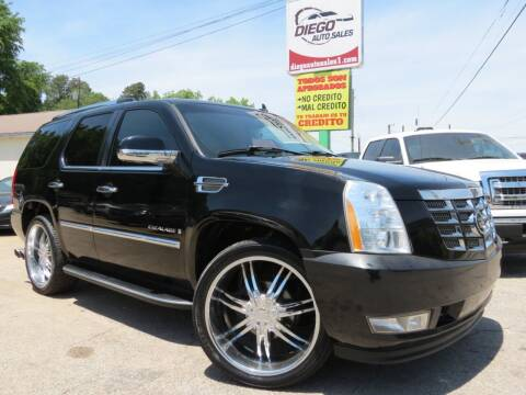 2008 Cadillac Escalade for sale at Diego Auto Sales #1 in Gainesville GA