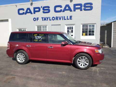 2009 Ford Flex for sale at Caps Cars Of Taylorville in Taylorville IL