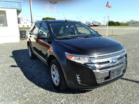 2013 Ford Edge for sale at Oxford Motors Inc in Oxford PA