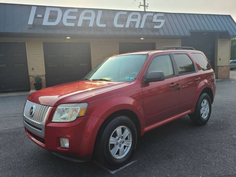 2010 Mercury Mariner for sale at I-Deal Cars in Harrisburg PA