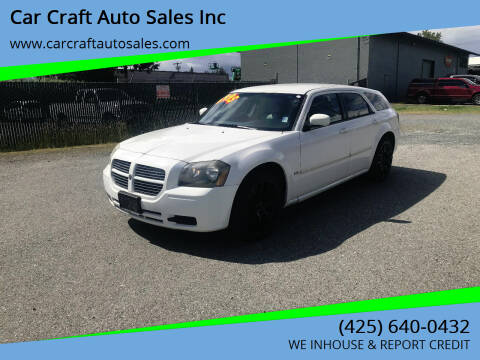 2006 Dodge Magnum for sale at Car Craft Auto Sales Inc in Lynnwood WA