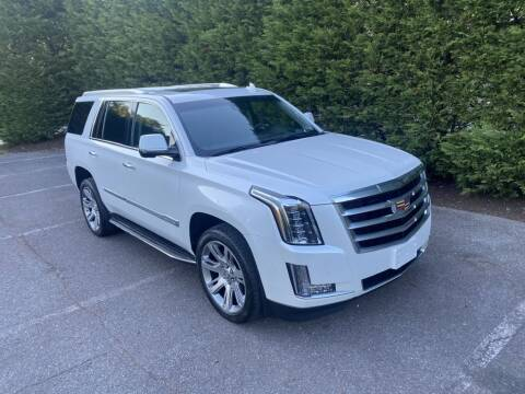 2016 Cadillac Escalade for sale at Limitless Garage Inc. in Rockville MD