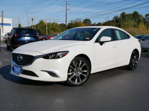 2016 Mazda MAZDA6 for sale at The Yes Guys in Portsmouth NH