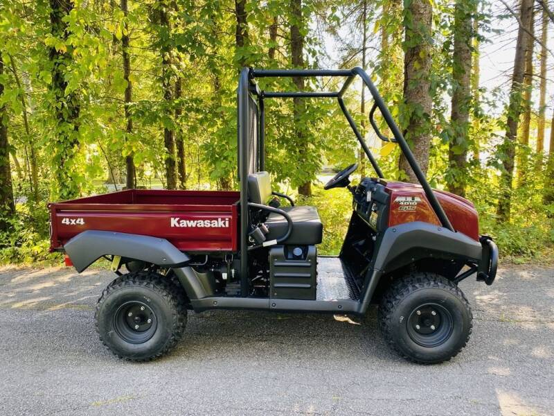 2020 Kawasaki Mule for sale at Street Track n Trail in Conneaut Lake PA