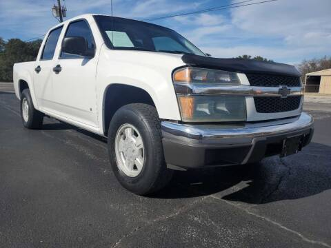 2006 Chevrolet Colorado for sale at Thornhill Motor Company in Lake Worth TX