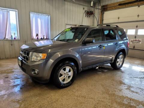 2012 Ford Escape for sale at Sand's Auto Sales in Cambridge MN