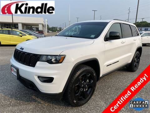 2020 Jeep Grand Cherokee for sale at Kindle Auto Plaza in Cape May Court House NJ