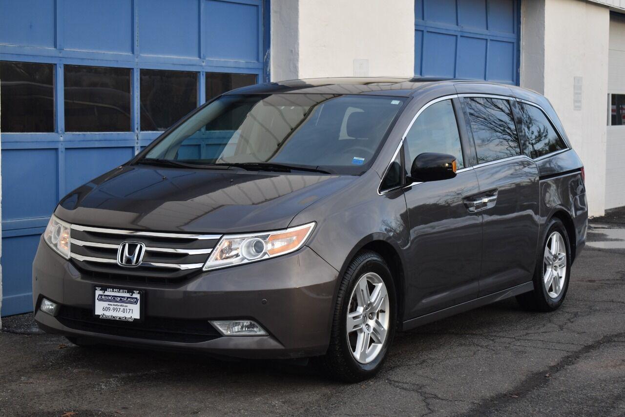 2012 Honda Odyssey Touring Elite 4dr Mini Van