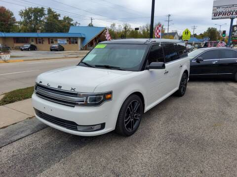 2014 Ford Flex for sale at Knights Autoworks in Marinette WI