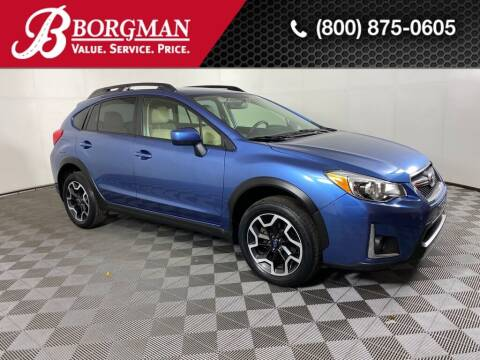 2017 Subaru Crosstrek for sale at BORGMAN OF HOLLAND LLC in Holland MI