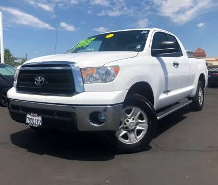 2011 Toyota Tundra for sale at LUGO AUTO GROUP in Sacramento CA