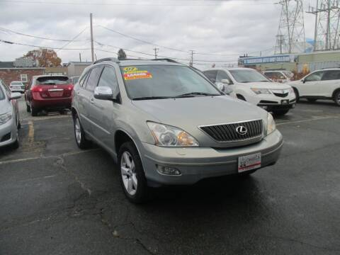 2007 Lexus RX 350 for sale at Omega Auto & Truck Center, Inc. in Salem MA