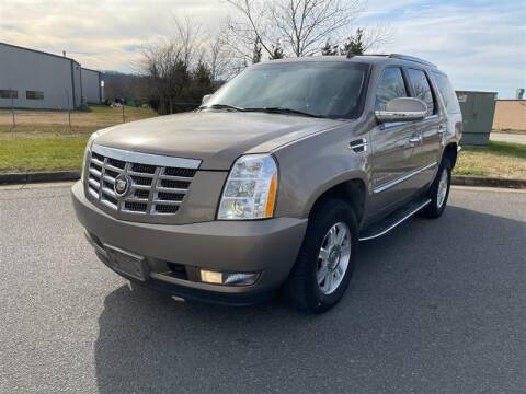 2007 Cadillac Escalade for sale at CarXpress in Fredericksburg VA
