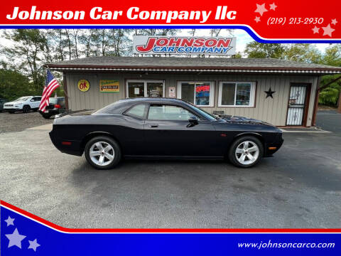 2009 Dodge Challenger for sale at Johnson Car Company llc in Crown Point IN