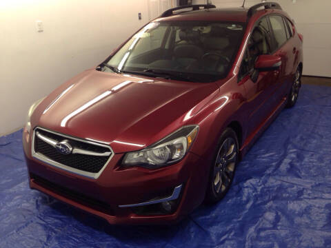 2015 Subaru Impreza for sale at MR Auto Sales Inc. in Eastlake OH