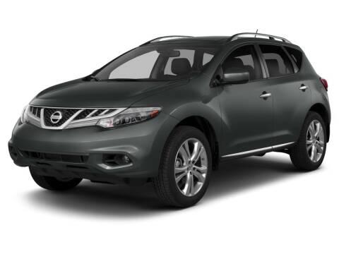 2014 Nissan Murano for sale at Bill Gatton Used Cars - BILL GATTON ACURA MAZDA in Johnson City TN