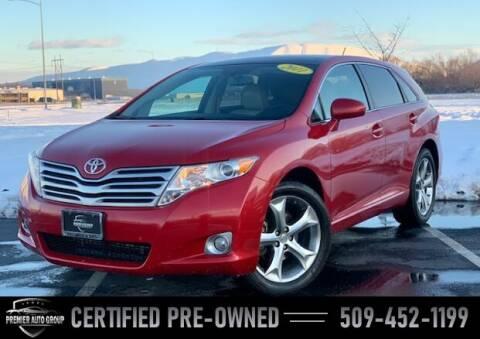 2011 Toyota Venza for sale at Premier Auto Group in Union Gap WA