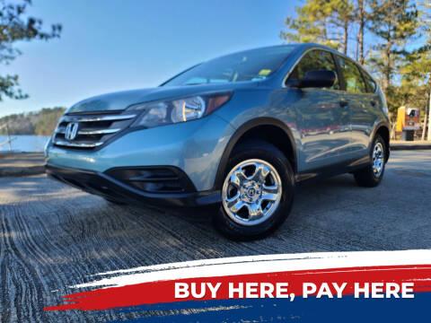 2014 Honda CR-V for sale at Car Store Of Gainesville in Oakwood GA
