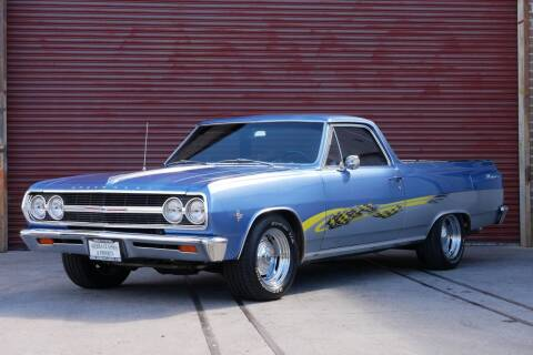 1965 Chevrolet El Camino for sale at Sierra Classics & Imports in Reno NV