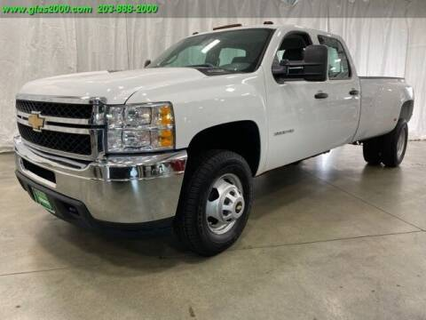 2013 Chevrolet Silverado 3500HD for sale at Green Light Auto Sales LLC in Bethany CT