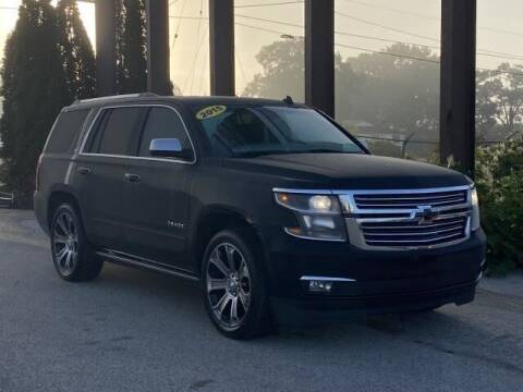 2015 Chevrolet Tahoe for sale at Betten Baker Preowned Center in Twin Lake MI