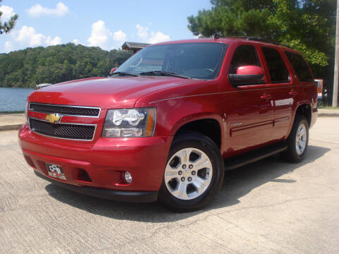 2013 Chevrolet Tahoe for sale at Car Store Of Gainesville in Oakwood GA