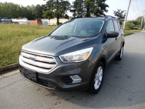 2018 Ford Escape for sale at United Traders Inc. in North Little Rock AR