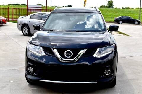 2016 Nissan Rogue for sale at Auto Hunters in Houston TX